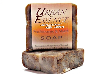 Frankincense & Myrrh Soap Frankincense, Myrrh, Soap, gourmet, moisturizing, clean, luxury
