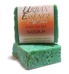 Green Sea Spa Soap Green Sea Spa, Soap, gourmet, moisturizing, clean, luxury