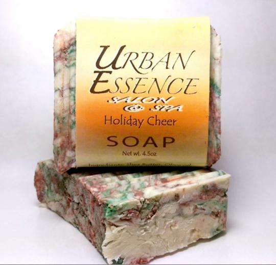 Holiday Cheer Soap  Holiday Cheer Soap, gourmet, moisturizing, clean, luxury