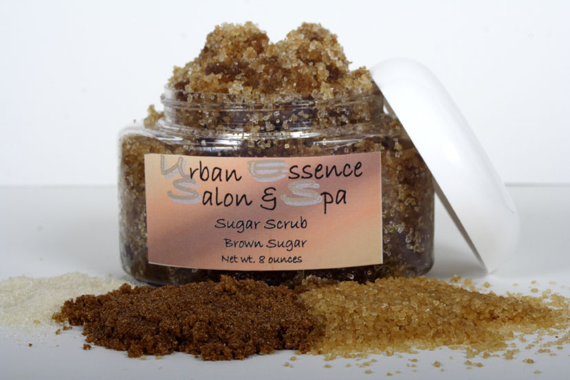 Sugar Scrub - Sweet Fragrances